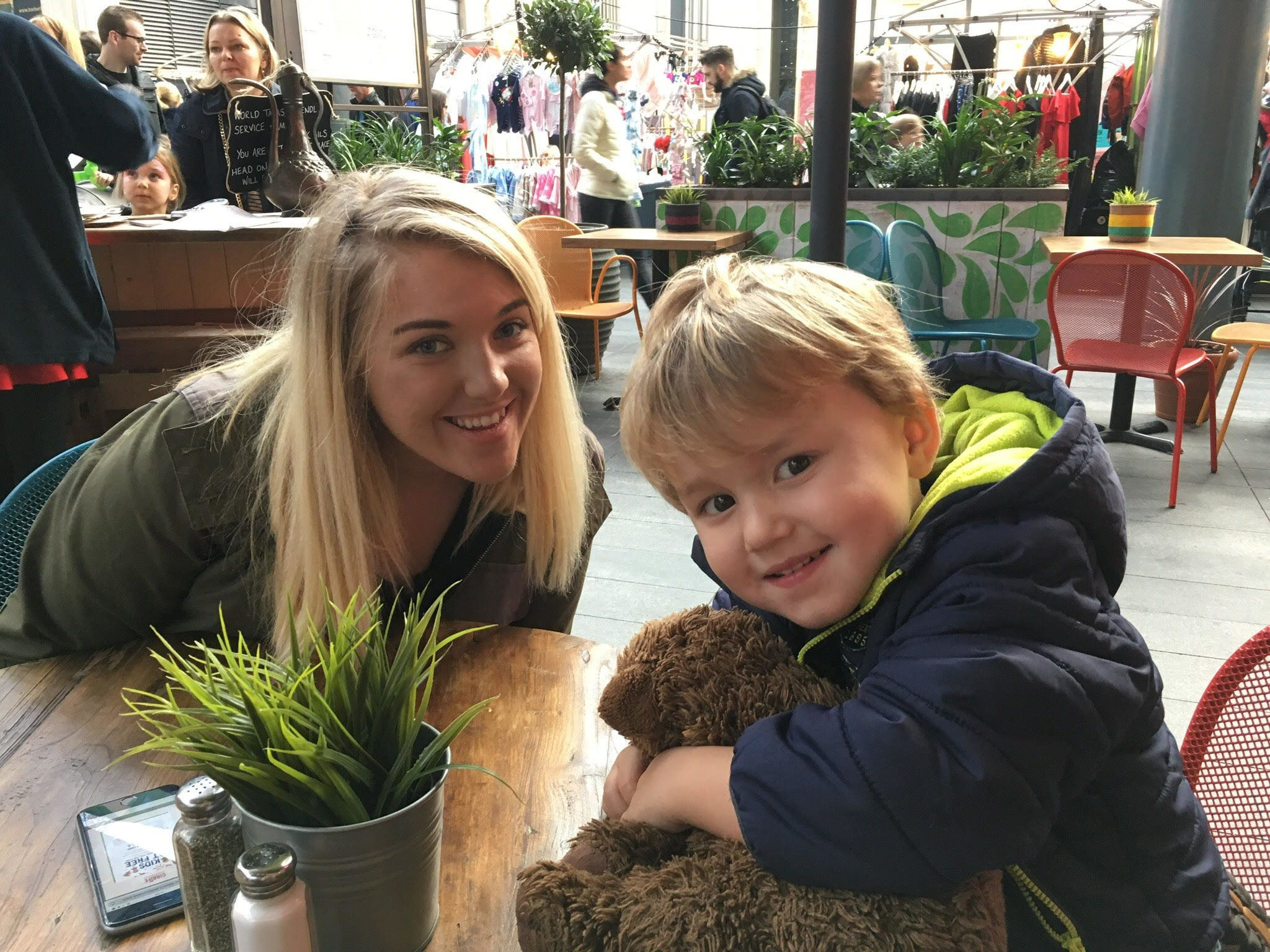 This Woman Did The Nicest Thing For Her Colleague After Their Child Was Diagnosed With A Brain
