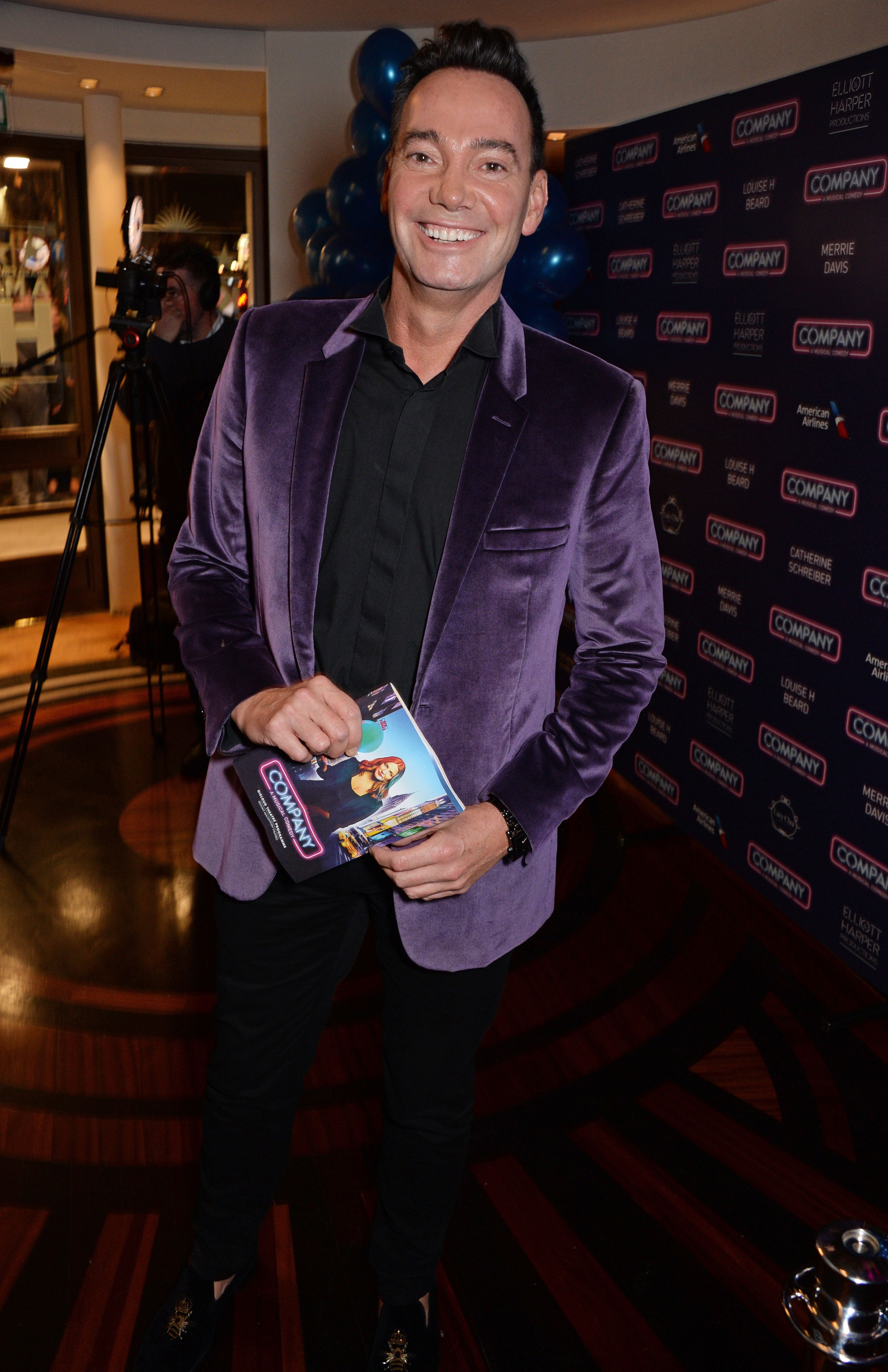 STRICTLY: Craig Revel Horwood Has Some Choice Words For Critics Of His 'Strictly'