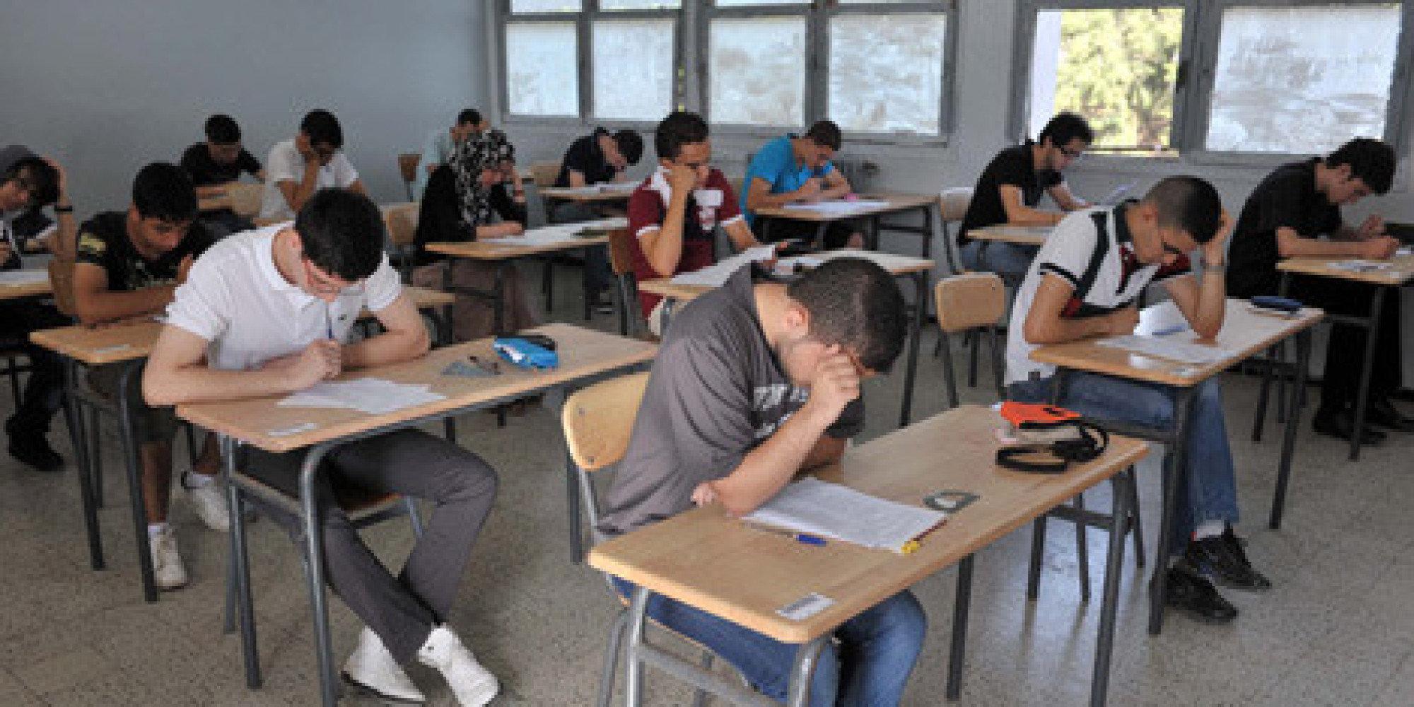 Education: le calendrier des examens de fin d'année