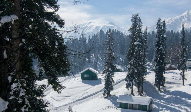 Kashmir Then And Now: Paradise On Earth, 33 Years