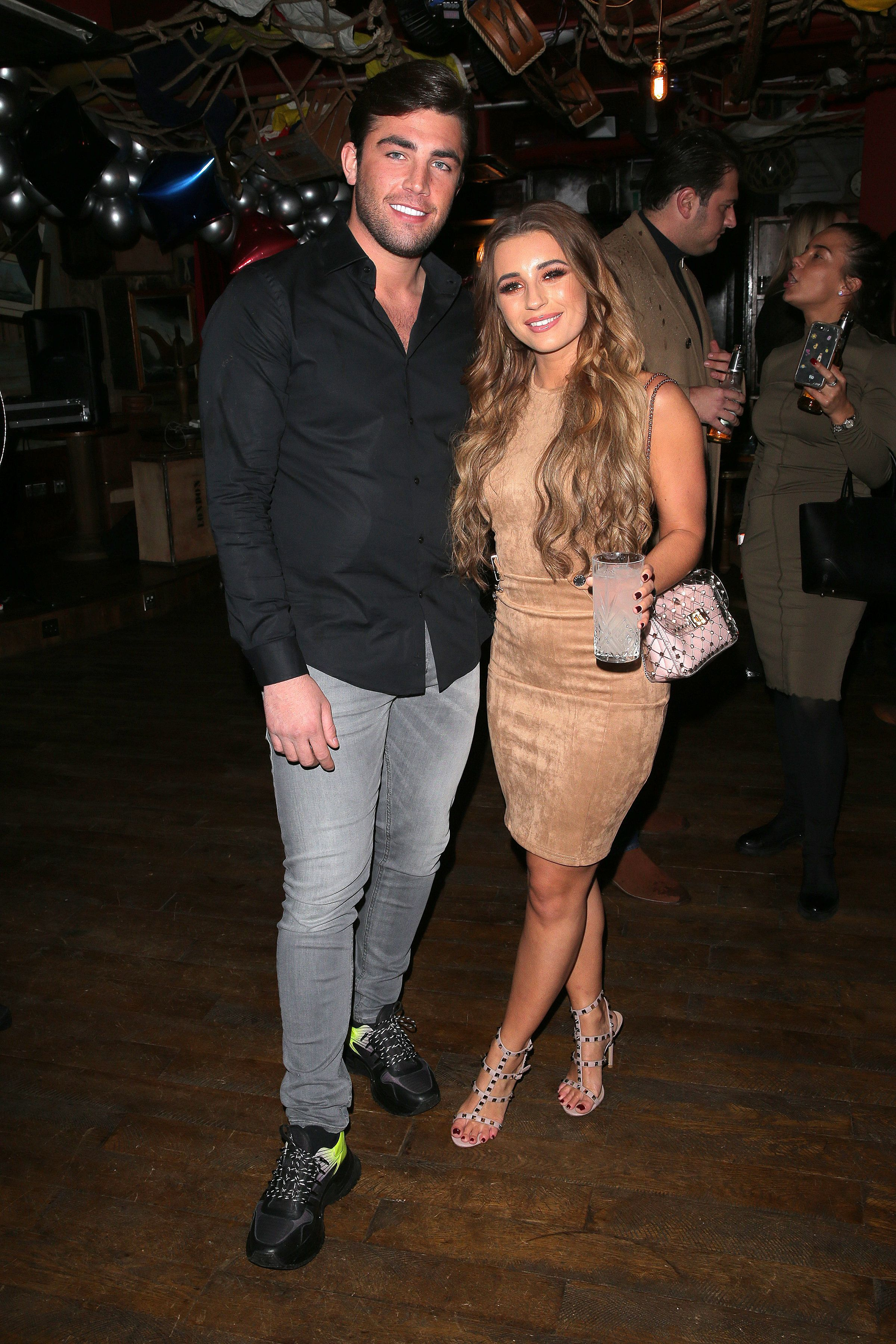 Dani Dyer Blasts Reports Jack Fincham Reunion Was 'For Commercial