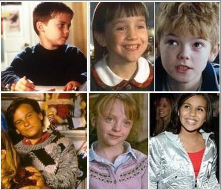 Δείτε πως είναι σήμερα τα παιδάκια των χριστουγεννιάτικων ταινιών (και ποιο κατέληξε στο