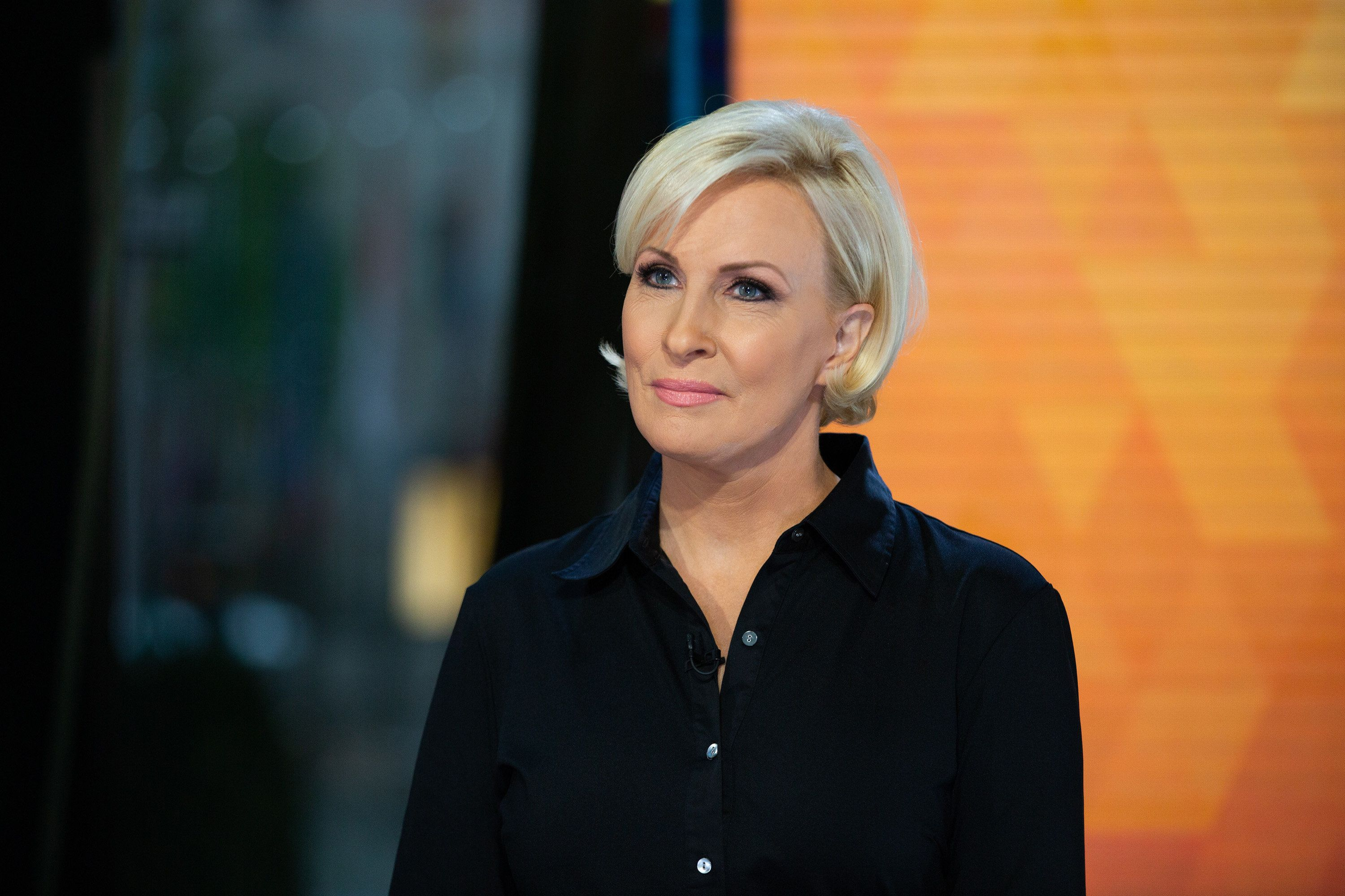 TODAY -- Pictured: Mika Brzezinski on Tuesday, September 25, 2018 -- (Photo by: Nathan Congleton/NBC/NBCU Photo Bank via Getty Images)