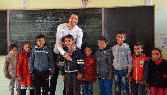 Ce jeune Marocain est dans le top 50 des meilleurs profs du
