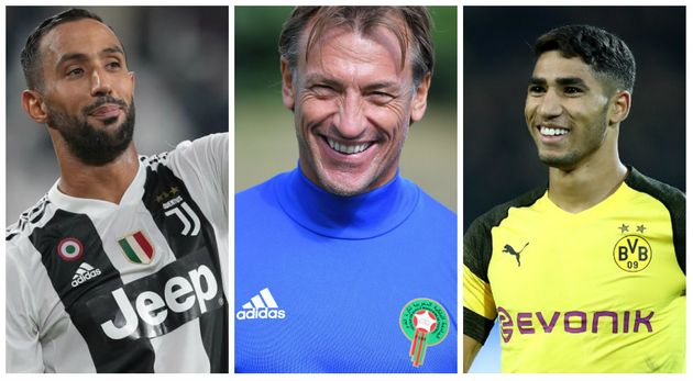 Mehdi Benatia, Hervé Renard et Achraf Hakimi nominés aux CAF Awards