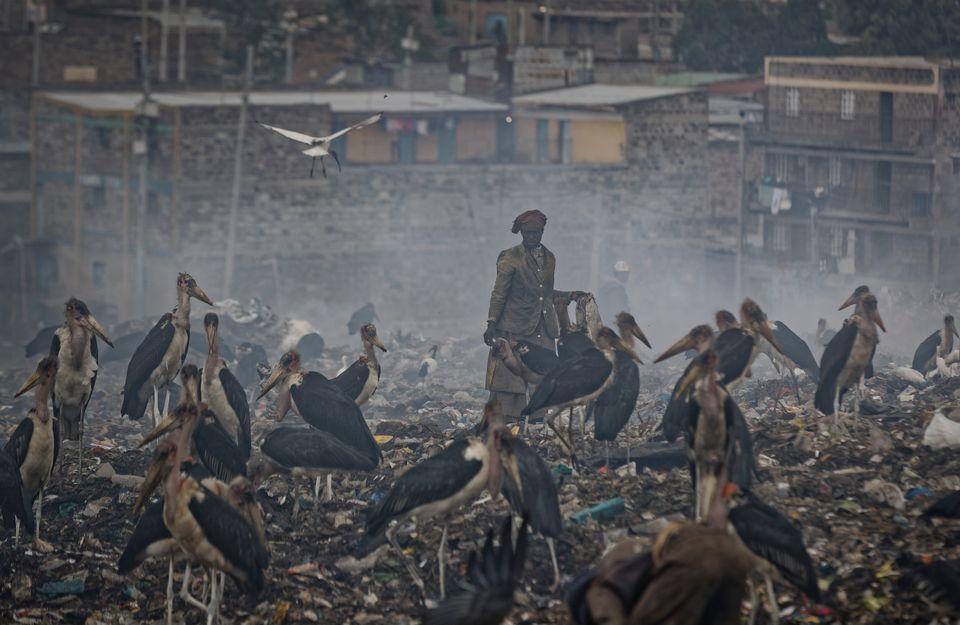 Οι εικόνες που αποδεικνύουν πως η κλιματική αλλαγή είναι γεγονός και πρέπει να αντιμετωπιστεί