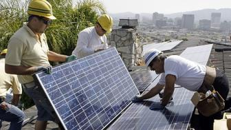 "Even as some people would like to see a rebirth of the coal industry in the US, it's renewable energy that keeps generating good news. Over the next decade, jobs for solar panel installers and wind turbine technicians will grow twice as fast as any other occupation, according to a Bloomberg analysis of the US… <img alt="""" border=""0"" width=""1"" height=""1""/>"