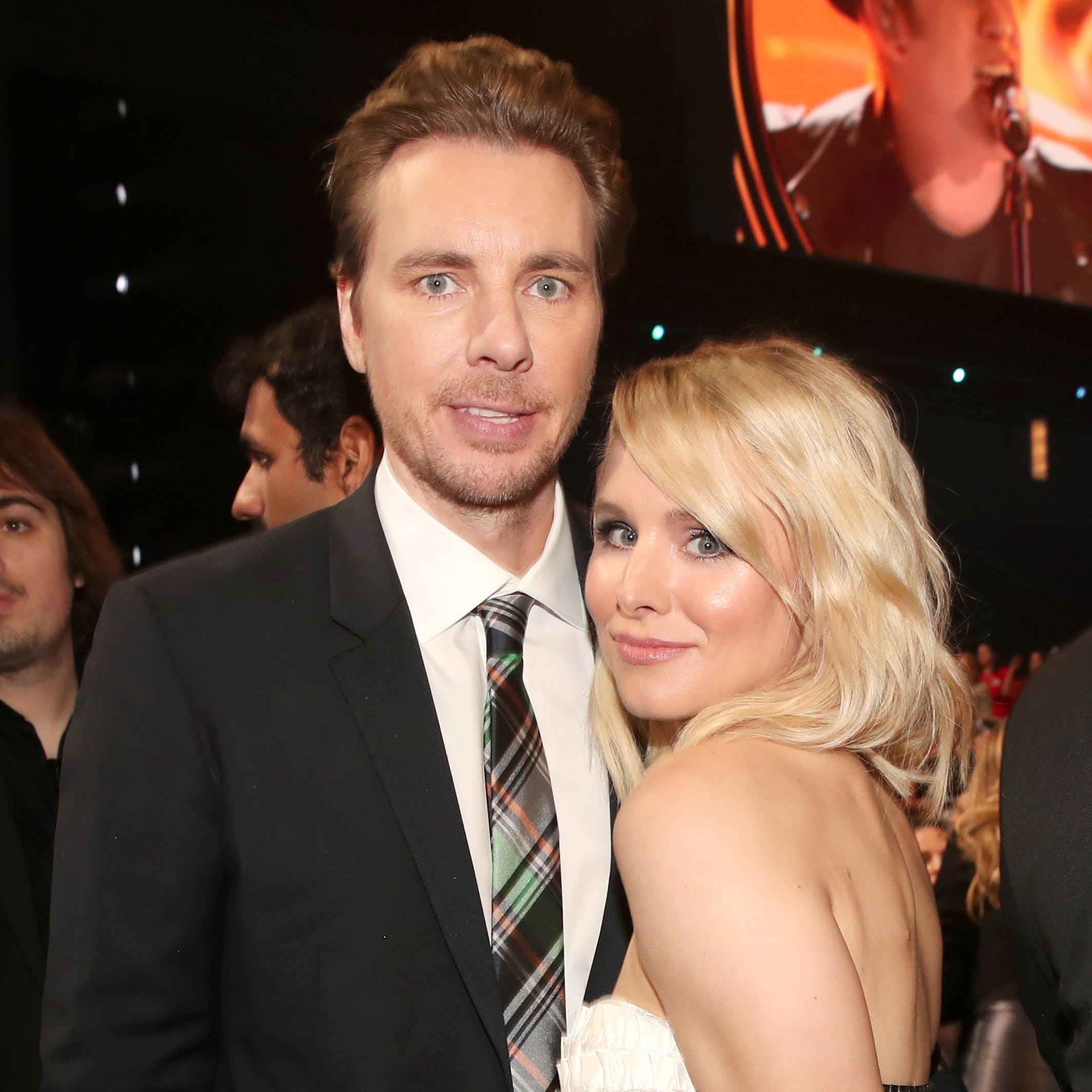 Dax Shepard Denies Cheating On Kristen Bell With Julie Andrews'