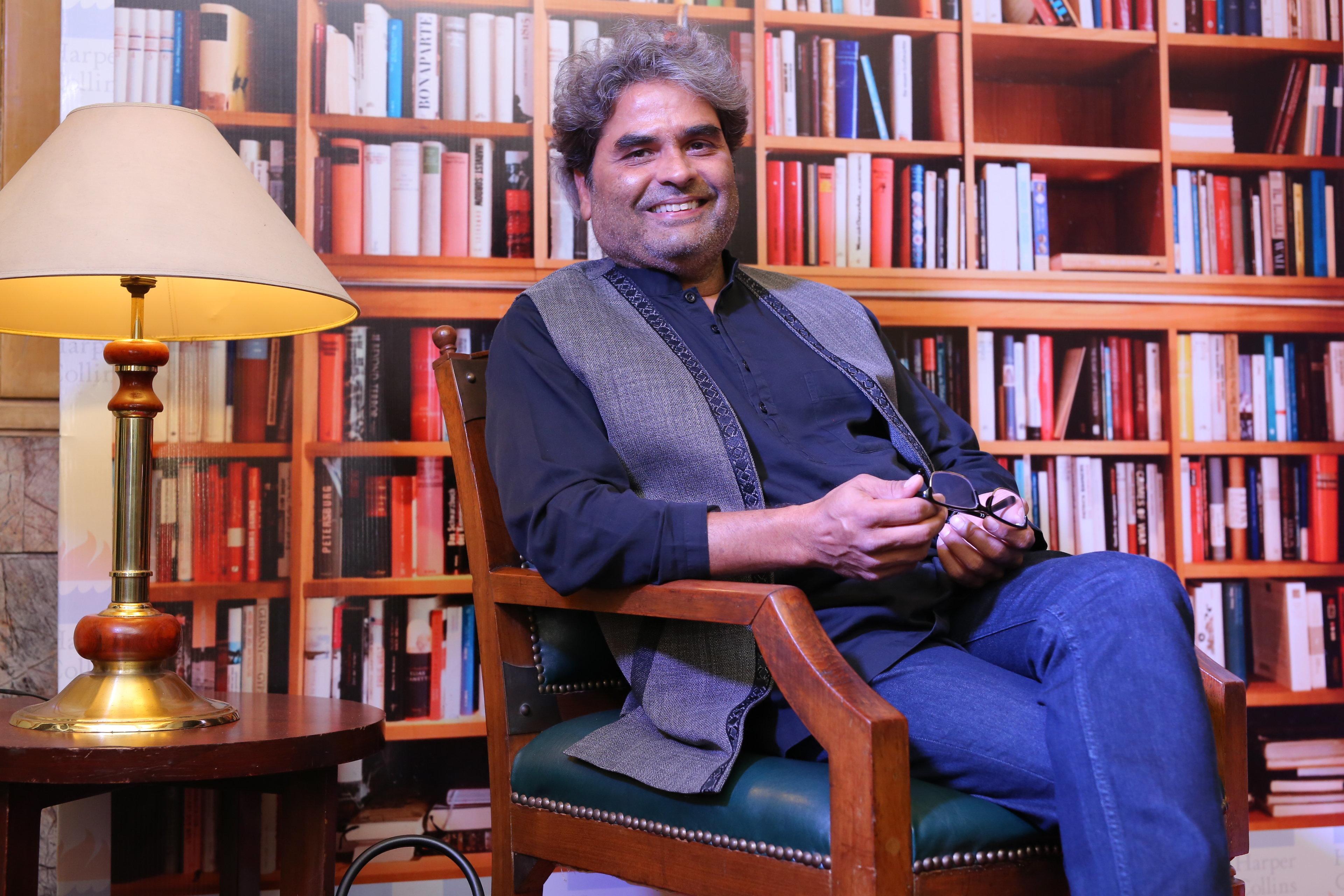 Vishal Bhardwaj in a file
