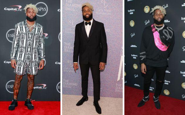 12 célébrités qui ont prouvé que la mode masculine n'était pas ennuyante en
