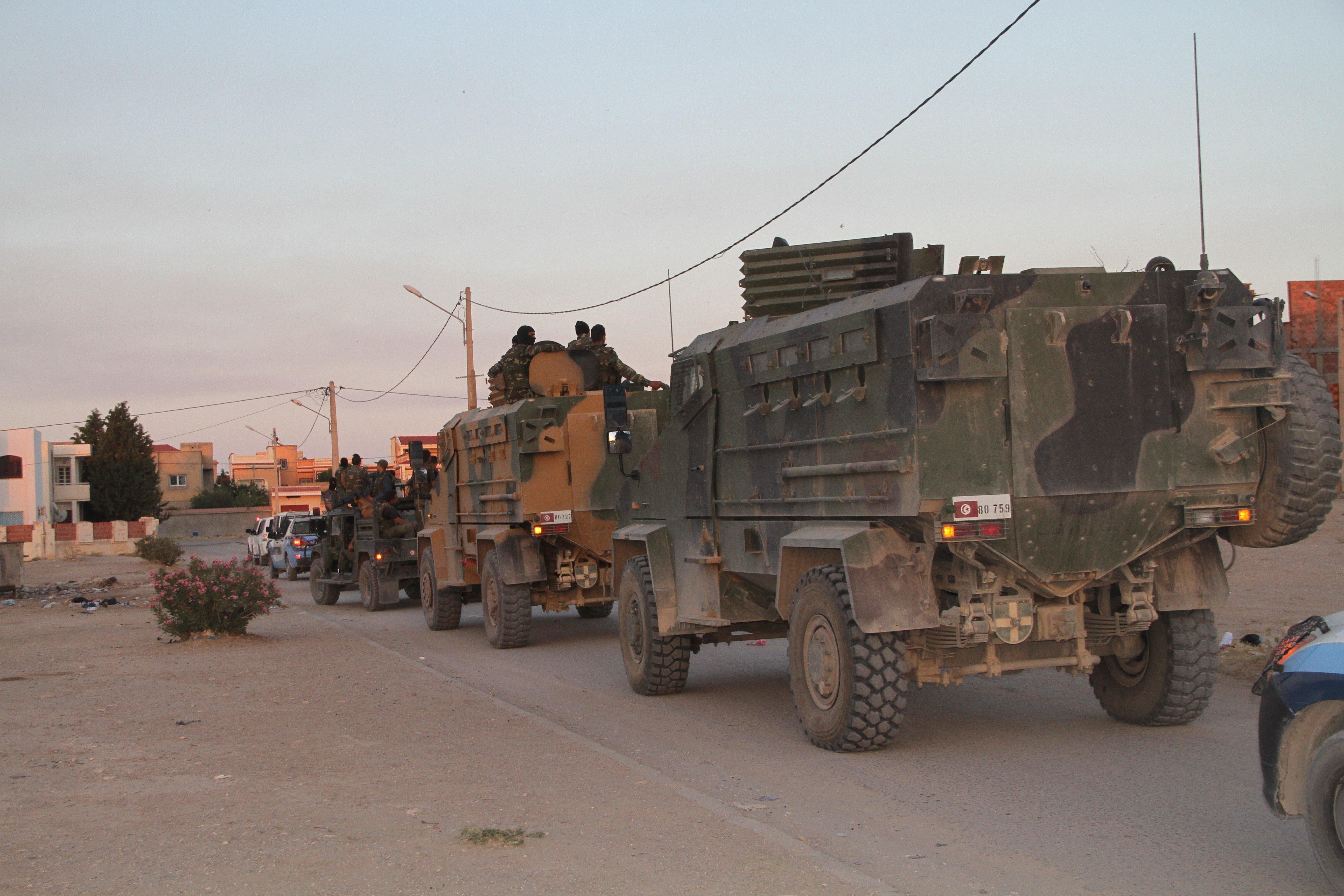 Une attaque terroriste dans la ville de Sebiba fait un