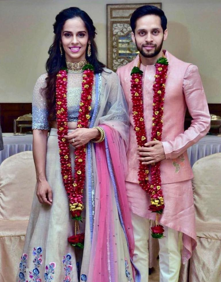 Saina Nehwal, Parupalli Kashyap Got Married: Here Are The