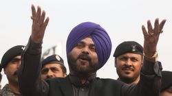 Sidhu Gifts Amarinder Singh Stuffed Partridge, Draws Animal Activists'