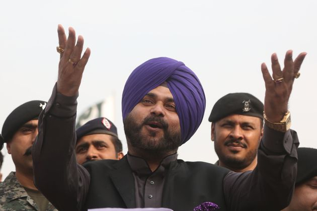 A file photo of Navjot Singh
