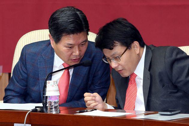자유한국당이 '물갈이 대상' 현역 의원 21명 명단을