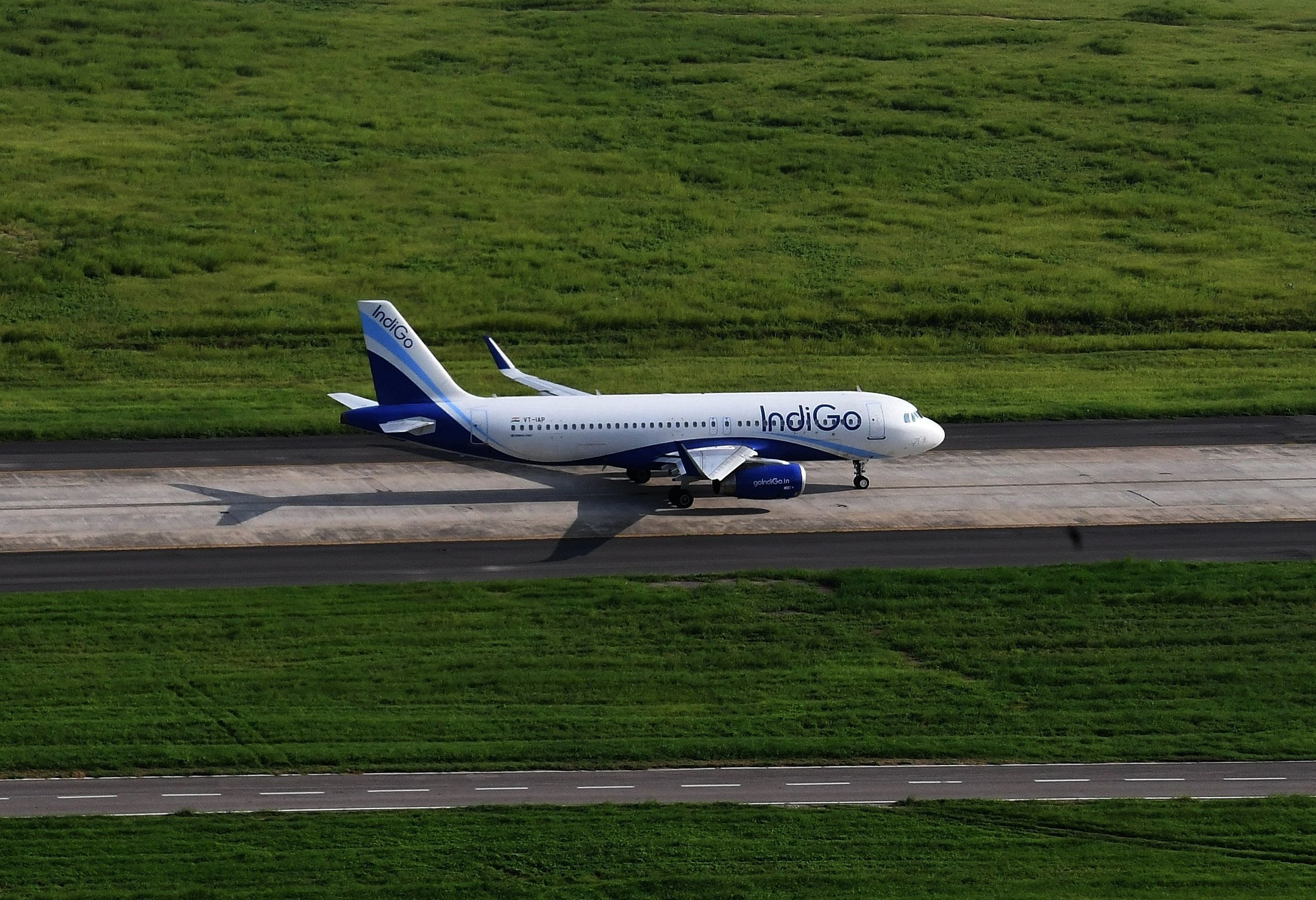 IndiGo Flight Grounded After Woman Alleges Bomb