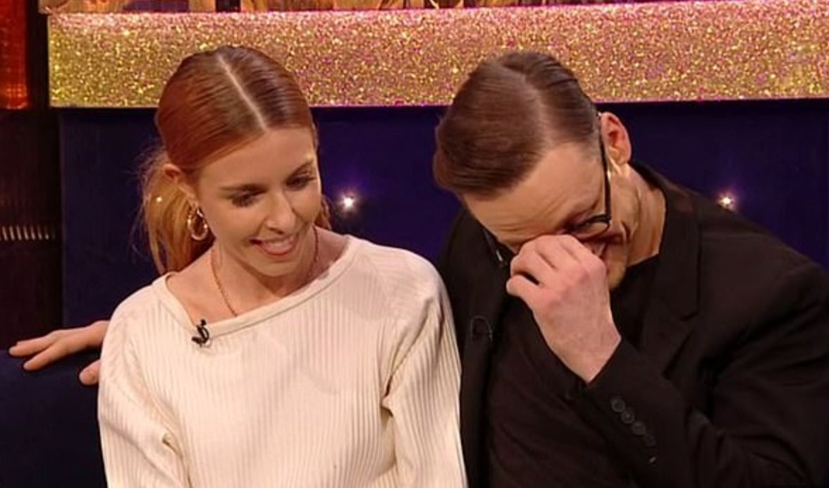 'Strictly' Pro Kevin Clifton In Tears As He Thanks Partner Stacey Dooley Ahead Of
