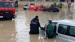 Averses: plusieurs habitations submergées à travers le pays, interventions de la protection