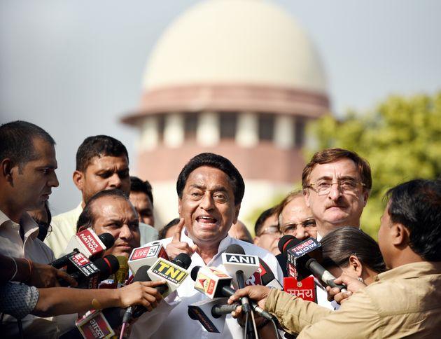 Senior Congress leader Kamal