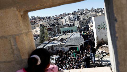 Agression israélienne: plus de 100 Palestiniens interpellés en Cisjordanie