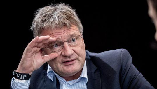 """""""Afrika kann kommen"""": AfD-Chef Meuthen zieht in Rede über AKK"""