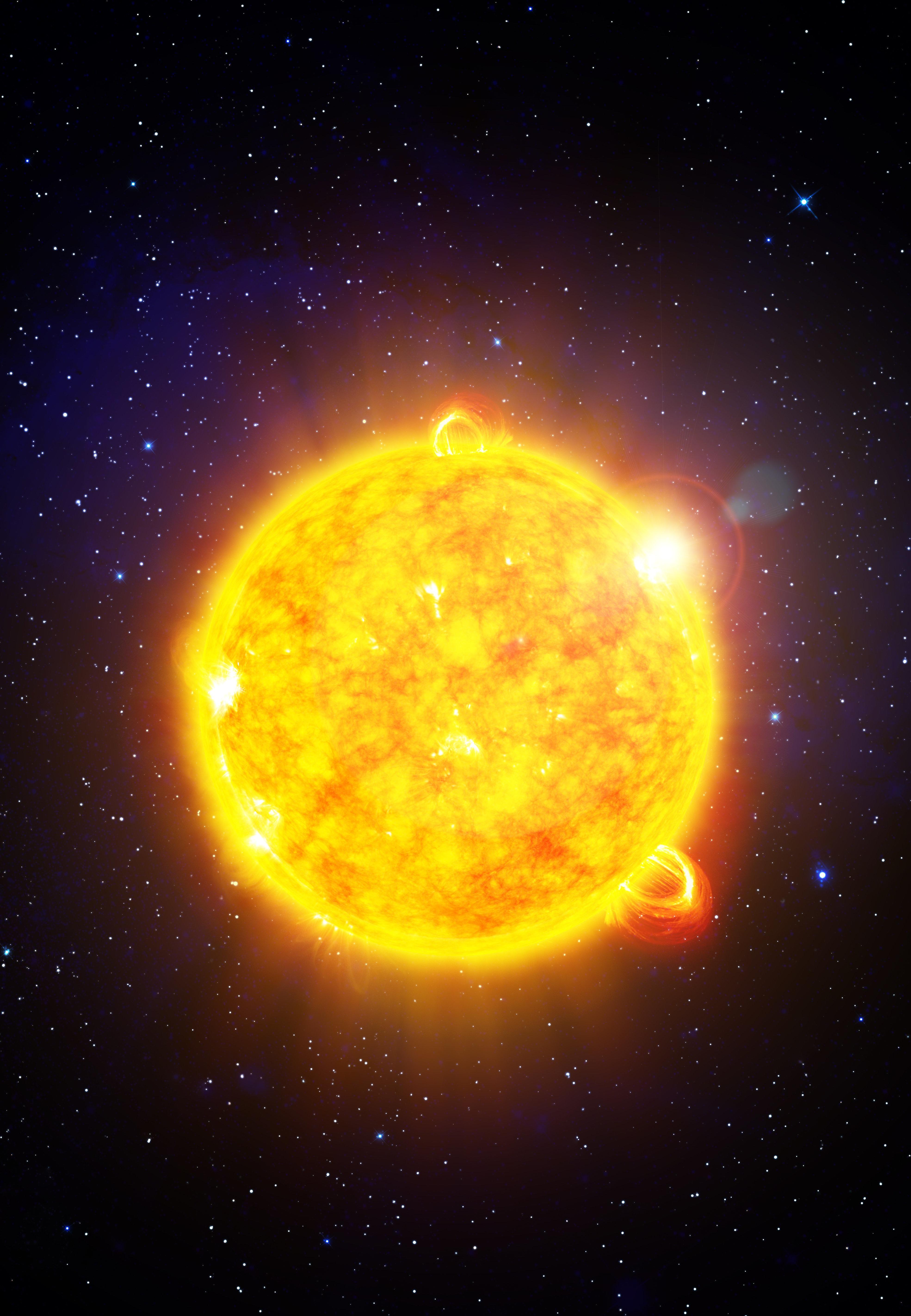 ΝASA: Η κοντινότερη φωτογραφία του ήλιου που έχει τραβηχτεί