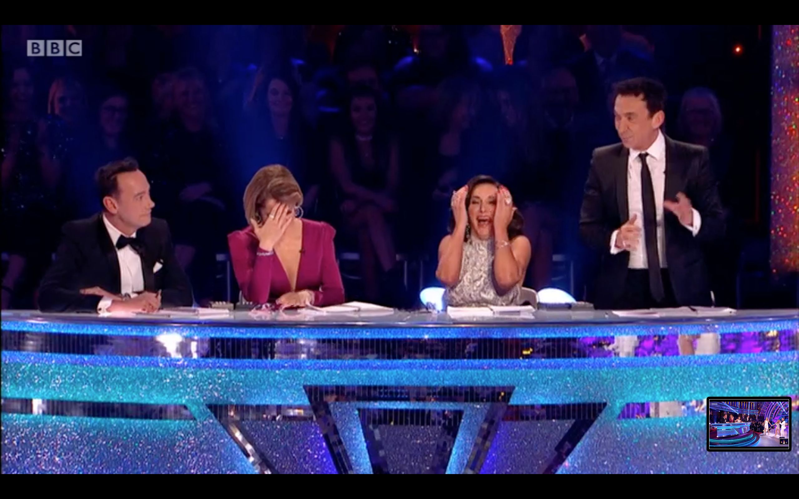 Bruno Tonioli Has 'Strictly' Viewers Howling With Unfortunate Slip Of The Tongue In Live