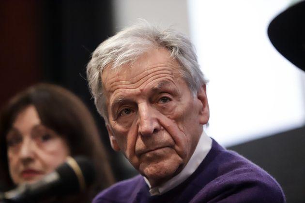 Ο Κώστας Γαβράς τιμήθηκε από την Ευρωπαϊκή Ακαδημία