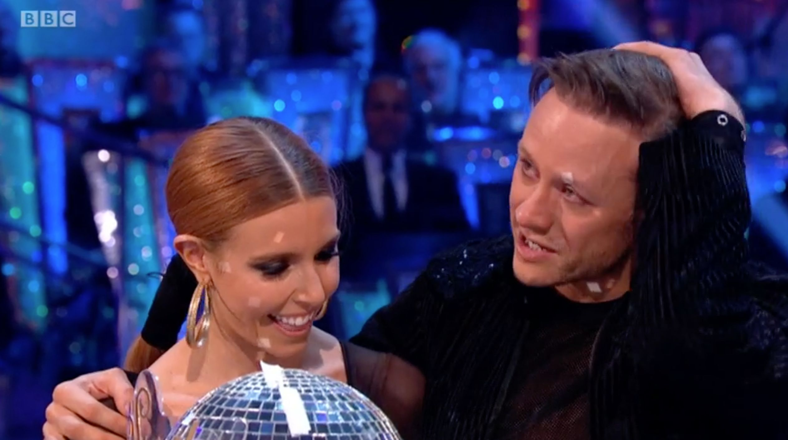 The Public Has Spoken, And Stacey Dooley Is This Year's 'Strictly'