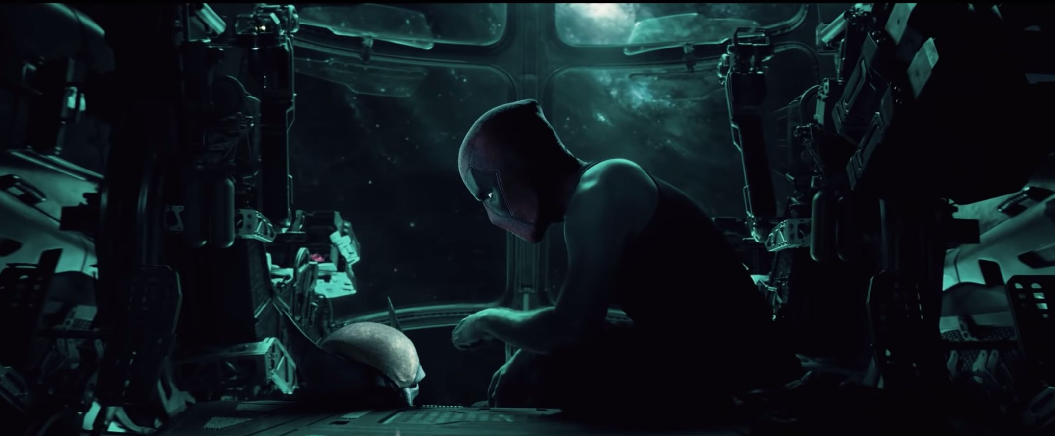 "In this particular ""Avengers: Endgame"" trailer, every character is Deadpool."