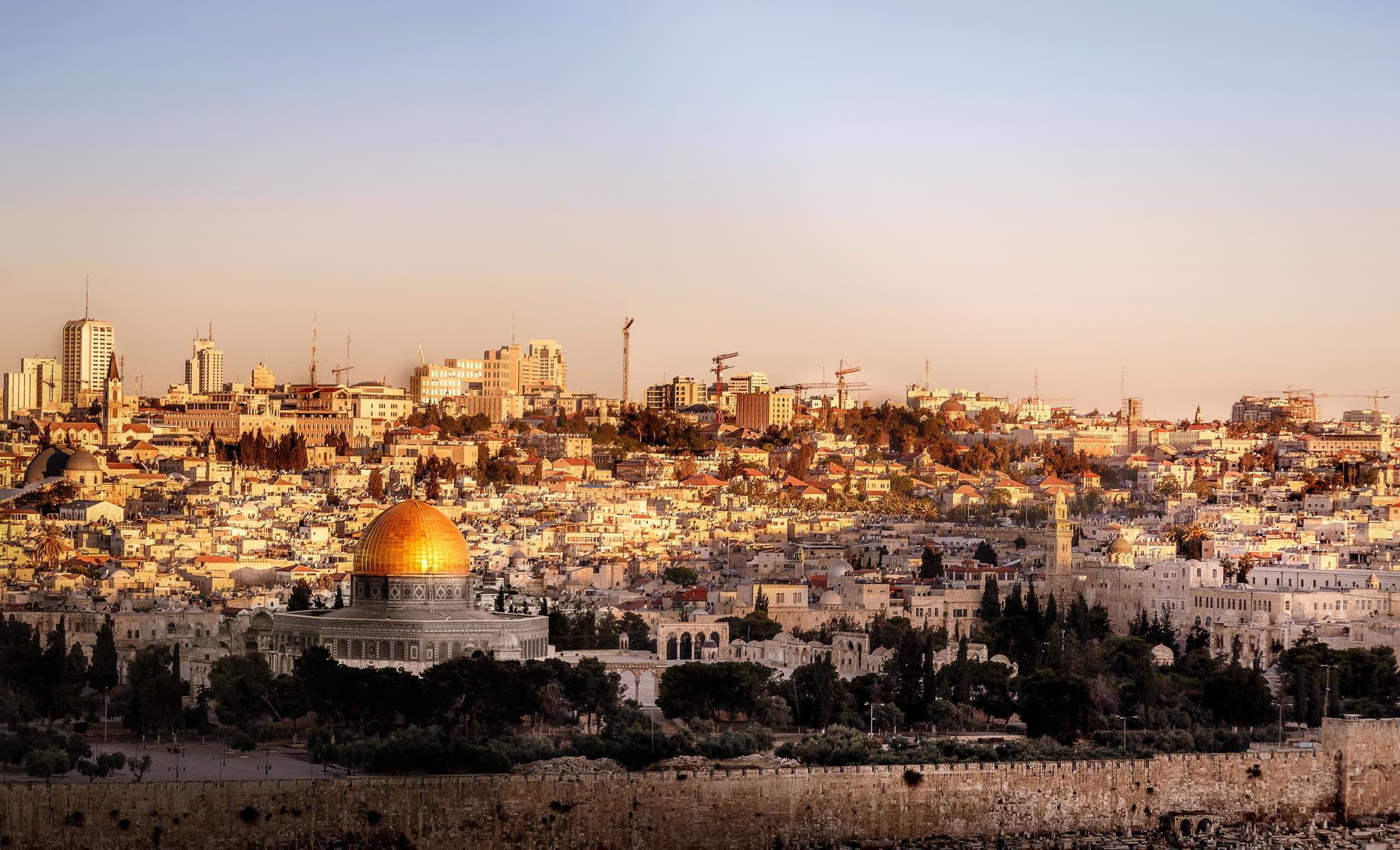 Jérusalem: les pays qui veulent y déménager leur