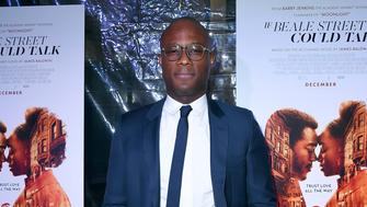 "Barry Jenkins arrives at a special screening of ""If Beale Street Could Talk"" at ArcLight Hollywood on Tuesday, Dec. 4, 2018, in Los Angeles. (Photo by Jordan Strauss/Invision/AP)"