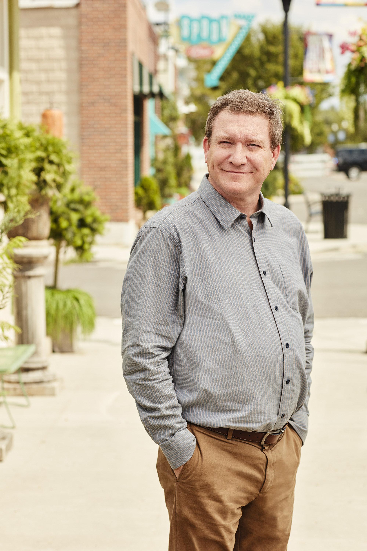 ANDI MACK - Disney Channel's 'Andi Mack' stars Stoney Westmoreland as Henry 'Ham' Mack. (Craig Sjodin/Disney Channel via Getty Images)