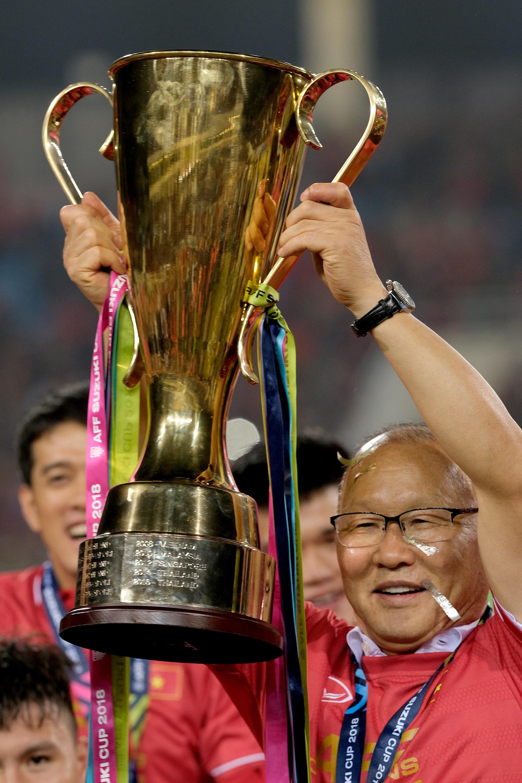 한국축구대표팀과 베트남축구대표팀이 평가전을