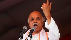 Ex-VHP Leader Pravin Togadia Blames Modi Govt For Farmer