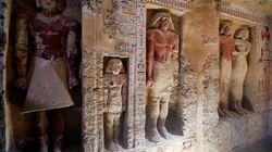 Egypte: découverte d'une tombe de plus de 4.400 ans à