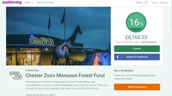 Chester Zoo Launches £50,000 Fundraiser Following Large Enclosure