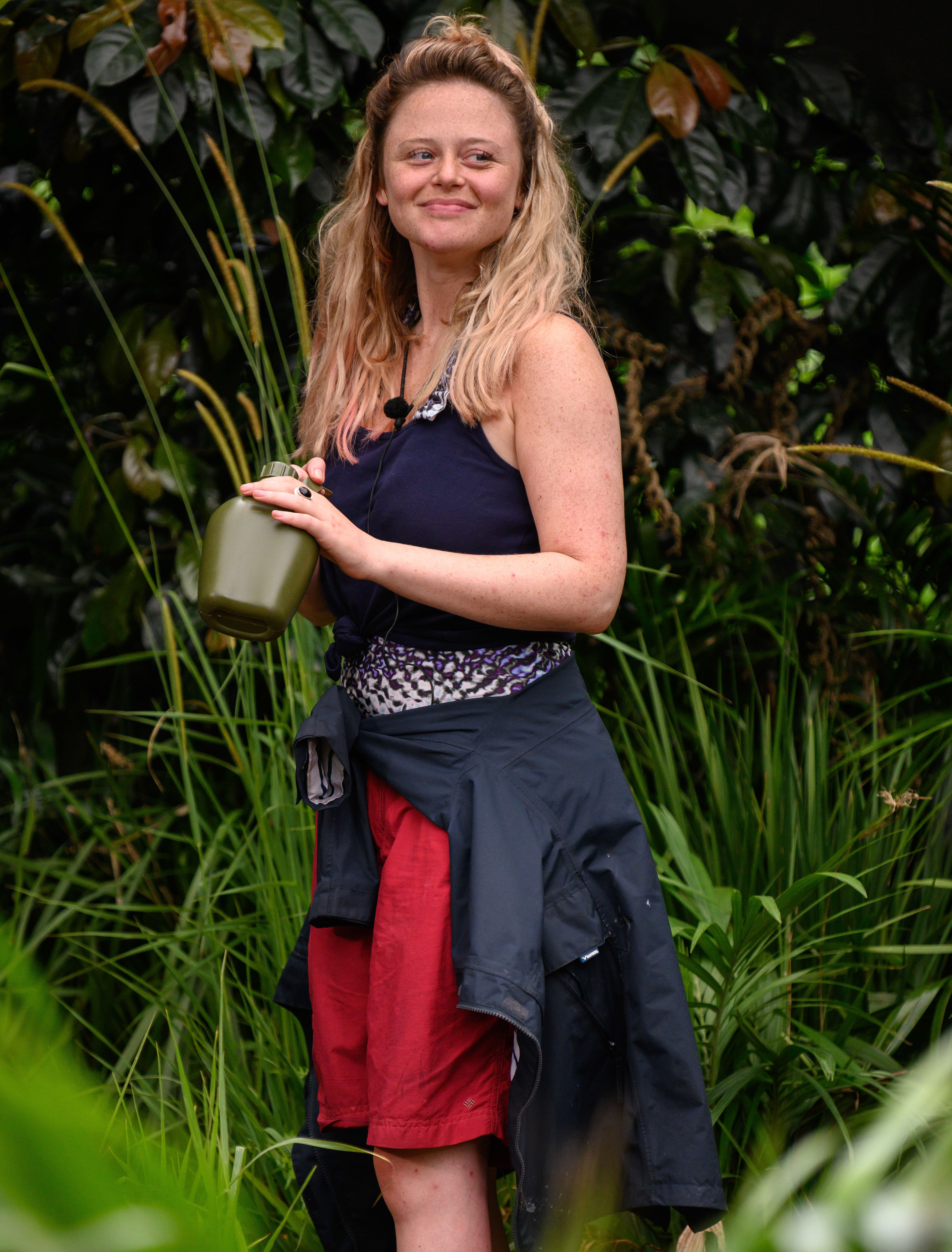 Emily Atack Reveals She Had A Psychiatrist On Standby In The 'I'm A Celebrity'