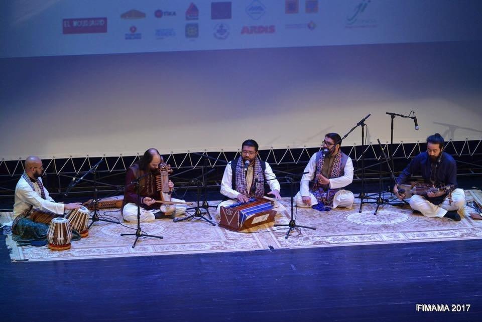 13 pays au Festival international de musique andalouse et des musiques