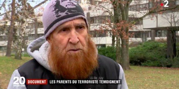 Le père de Chérif Chekatt témoigne à sa sortie de garde à