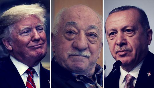Trump will Gülen an die Türkei ausliefern – das steckt hinter dem Geschenk an
