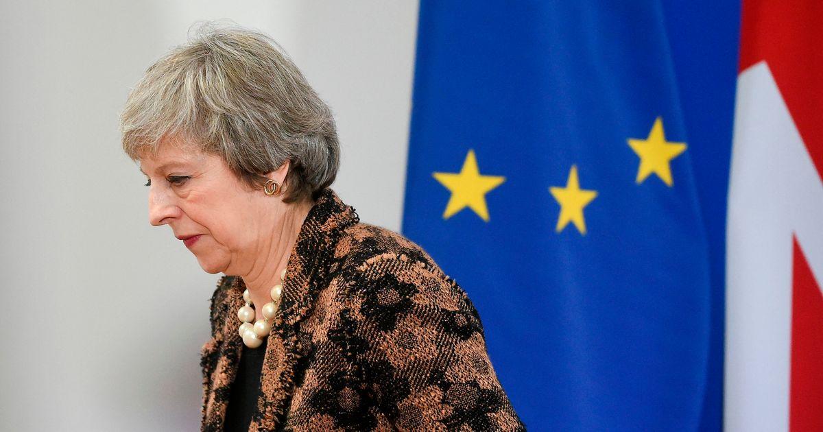 Brexit: May lehnt Plan für zweites Referendum entschieden ab - HuffPost Deutschland image