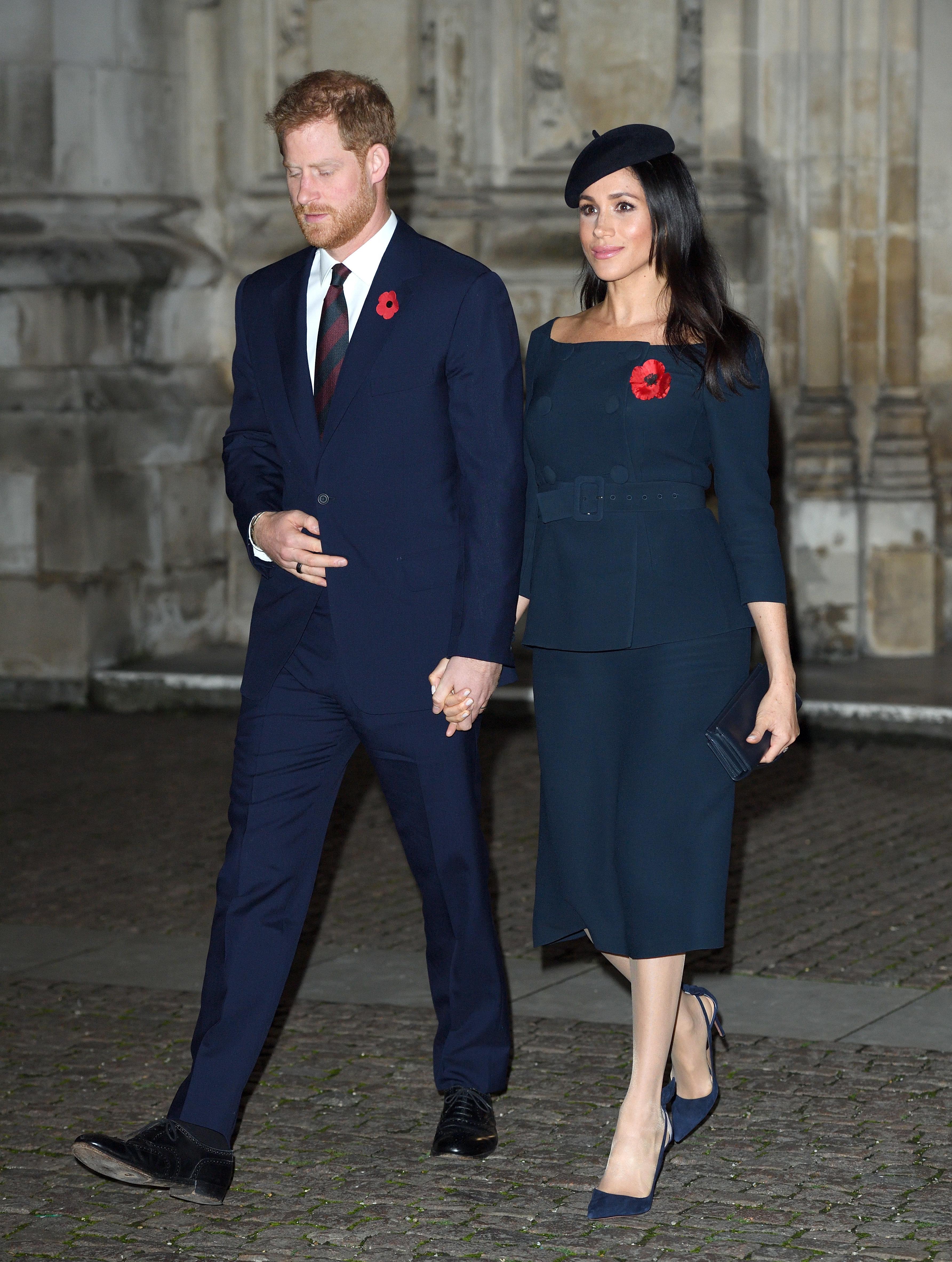 Royals: Meghan verbietet Harry Weihnachtsbrauch und trennt ihn von