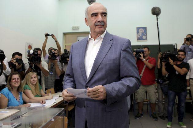 NΔ: Ο Βαγγέλης Μεϊμαράκης επικεφαλής του ψηφοδελτίου των