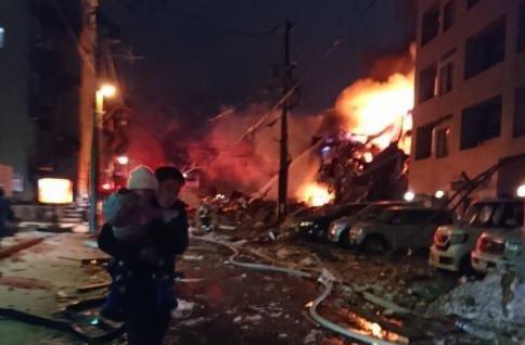 Εκρηξη σε εστιατόριο στην Ιαπωνία – τουλάχιστον 40