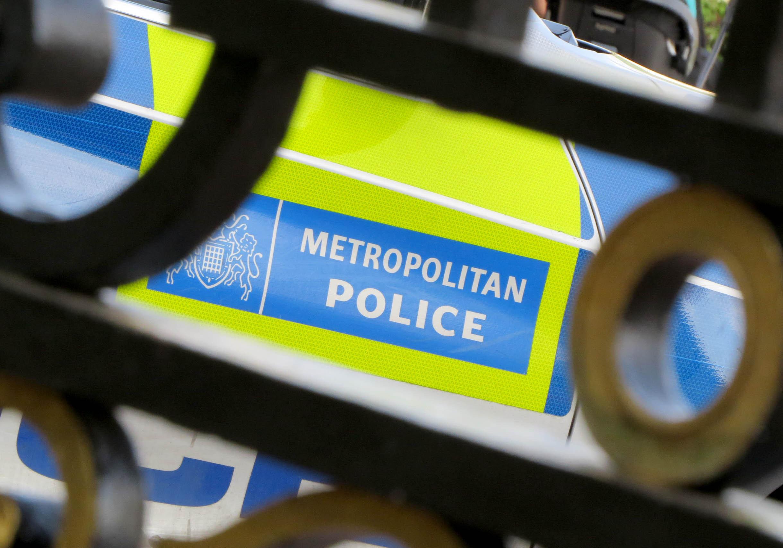 Arrest After Knife-Wielding Man Filmed Swearing At London Van