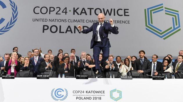 Ambition et application de l'accord de Paris: les décisions de la