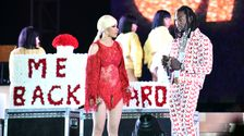 Offset Crashes Cardi B's Set To Ask Her To Take Him Back