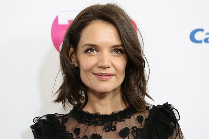 Katie Holmes' daughter Suri is 12 years old.