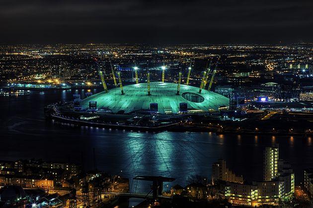 정부가 벤치마킹한 영국 런던의 O2